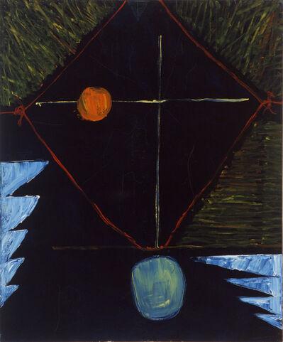 Harold Town, 'Juggling in Rousseaux's Dark ', 1960