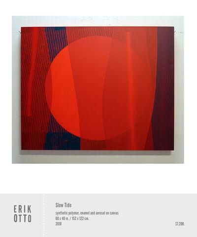 Erik Otto, 'Slow Tide', 2018
