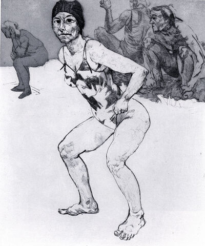 Paula Rego, 'Pendle Witches - Pendle Witches', 1996