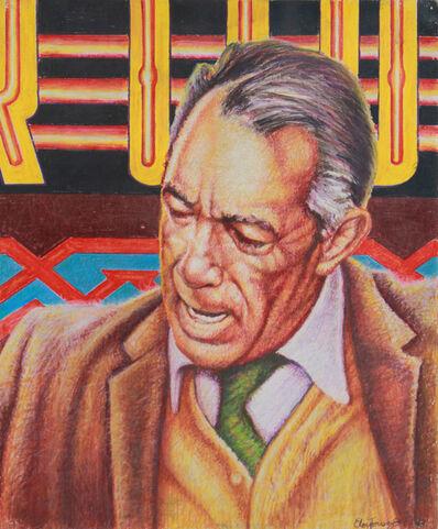 Eloy Torrez, 'Anthony Quinn', 1984