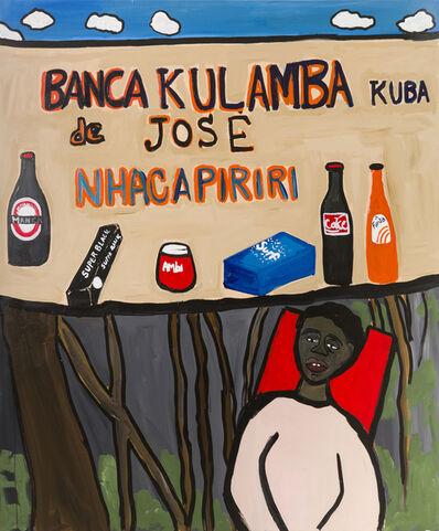 Cassi Namoda, 'Banca Kulumba ', 2019