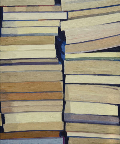 Ralph Fleck, 'Stapel 25/V', 2014