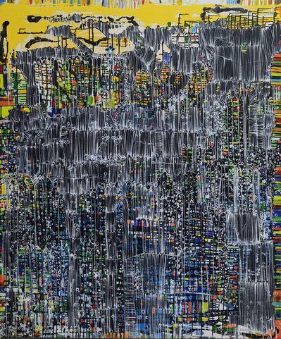 Kofi Agorsor, 'Walls of nature', 2018