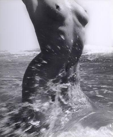Lucien Clergue, 'Nu de la Mer, Camargue'