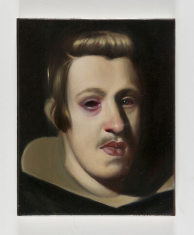 Ken Currie, 'After Velazquez (Brother)', 2018