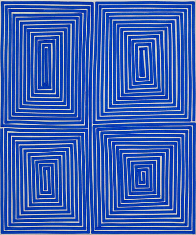 Bradley Harms, 'Blue Coffer (Geo)', 2014