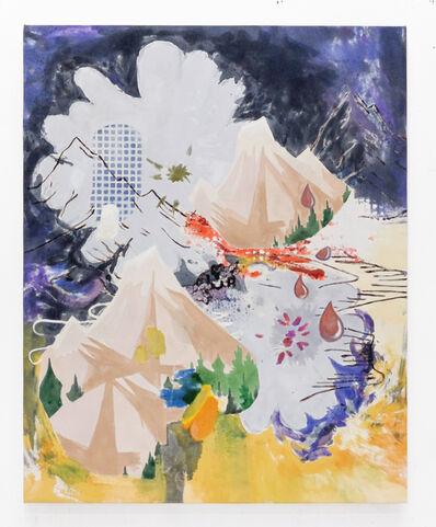Chris Hood, 'Looped Landscape', 2020
