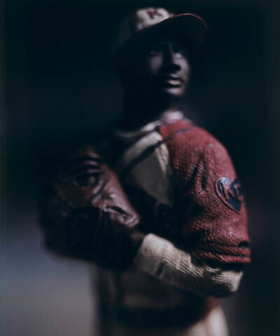 David Levinthal, 'Baseball 04_PC-BB126 (Paige)', 2009