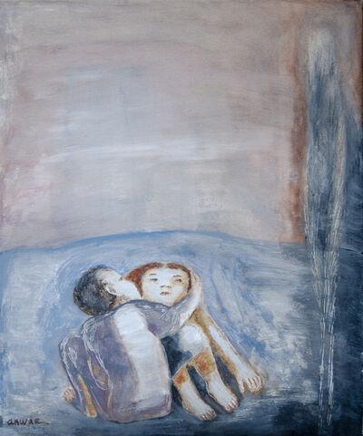 Anwar Abdoullaev, 'Love's First Kiss', 2020