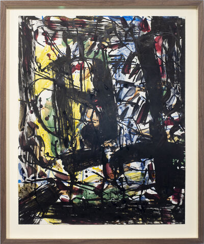 Jean-Paul Riopelle, 'Composition', 1943