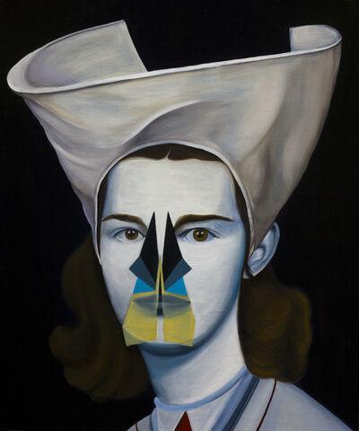 Silvia Idili, 'The Visionary/Visionaria #54', 2019