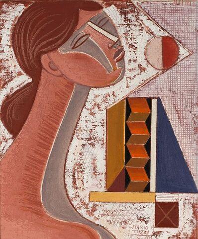 Mario Tozzi, 'Volto verso l'alto', 1971