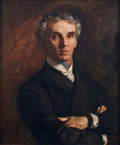 John Singer Sargent, 'Lawrence Barrett', 1890