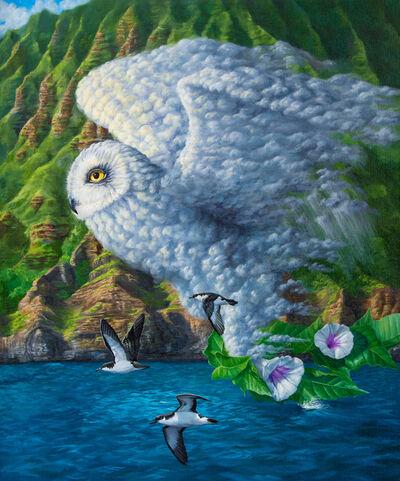 Jon Ching, 'The Dawn of Makahiki', 2019