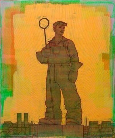 Tang Hui, 'Worker's Sculpture No. 2', 2008