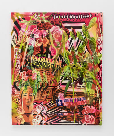 Rosson Crow, 'Don't California My Texas', 2017