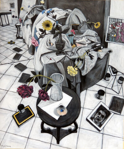 Kathy A. Moore, 'Matisse, Bell, and Mirrored Still Life                        ', 2018