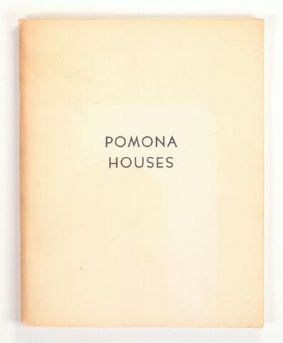 Marcia Hafif, 'Pomona Houses', 1972