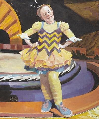 Anne Lyman Powers, 'Busy Bee Clown', 2014