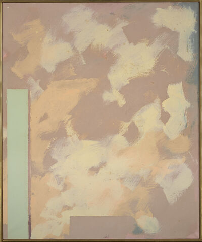 Walter Darby Bannard, 'Hofmannesque #1', 1971