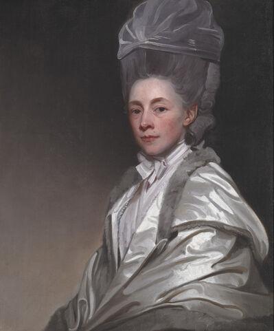 George Romney, 'Portrait of Jane Dawkes Robinson', ca. 1778