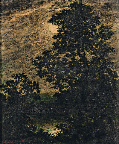 Ralph Albert Blakelock, 'Moonlight'