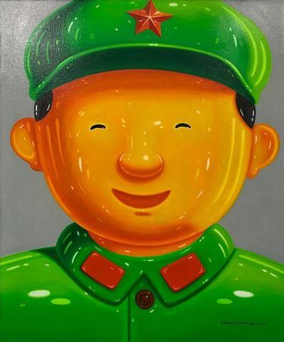 Shen Jingdong, 'Happy Soldier', 2011
