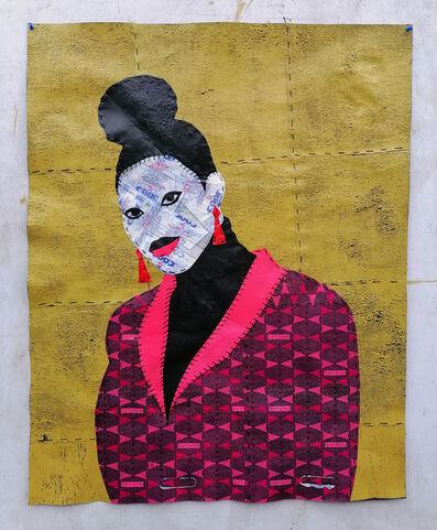 Rufai Zakari, 'Obapa in High Target', 2020