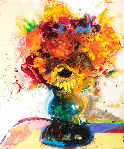 Richard Hickam, 'Desk Vase', 1999