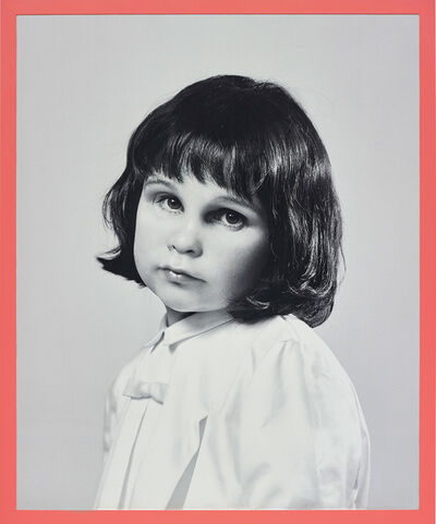 Gillian Wearing, 'Self Portrait at Three Years Old', 2004