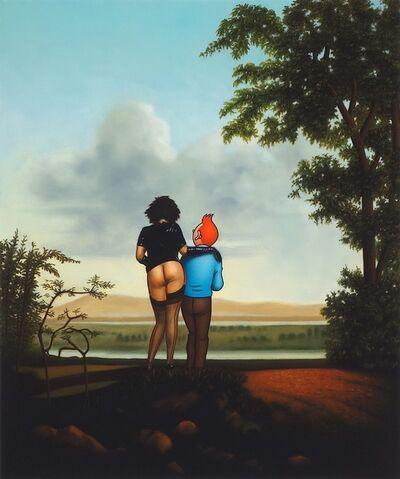 Ole Ahlberg, 'Traveling ', 2010