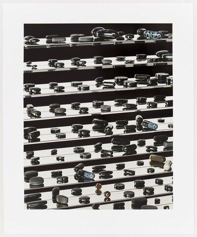 Damien Hirst, 'Dead Black Utopia', 2012