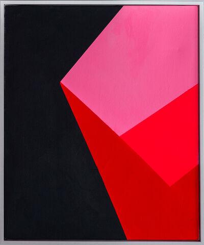 Nicole Yates, 'Neon Facets 1.3'