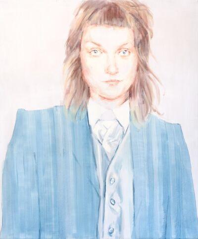 Donata Minderytė, 'Triptych With Busgirl Outfits/Birute', 2019