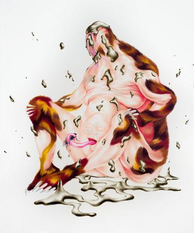 Elena Minyeyevtseva, 'Bear Totem', 2019