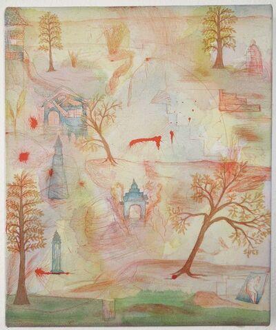Isabelle Fein, 'Pavillion in Landschaft', 2018