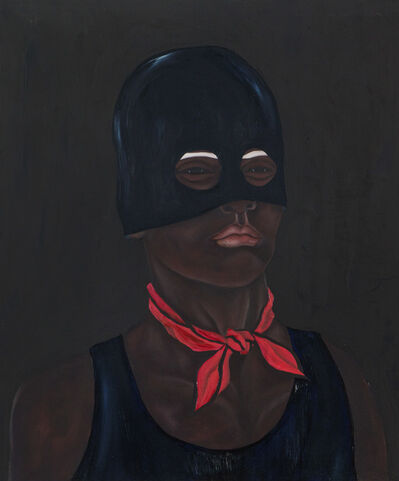 Ramonn Vieitez, 'Assassino Nº 19, from the Negra series', 2015