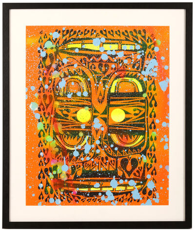 Phil Frost, 'Untitled (Orange)', 2013