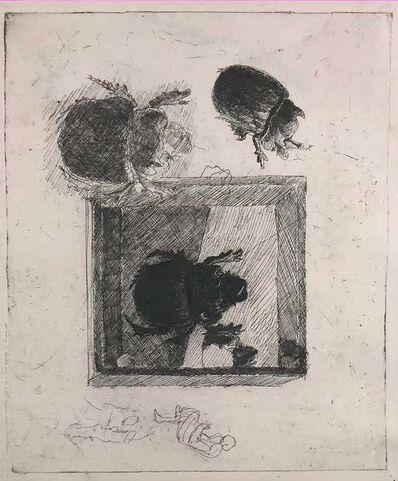 Luigi Bartolini, 'Beetles', 1936