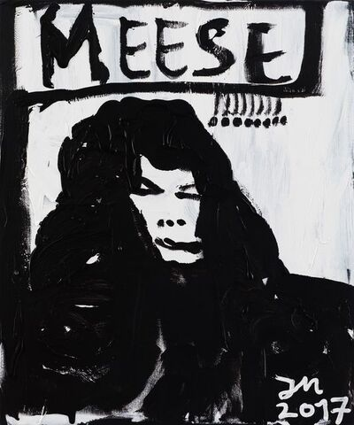 Jonathan Meese, 'MR. SALZGERMANY DR. FLOW', 2017