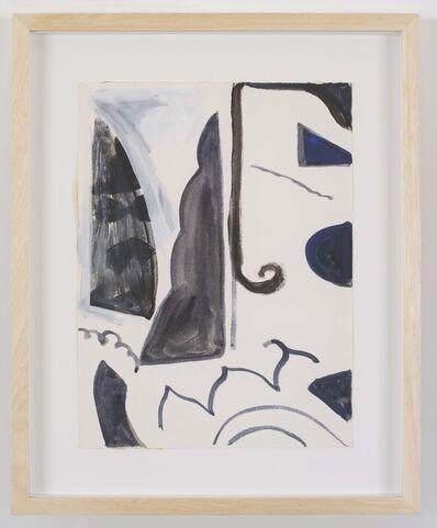 Shirley Jaffe, 'Untitled ', ca. 1985