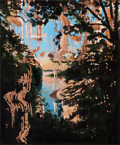 Dénesh Ghyczy, 'Lake ', 2017