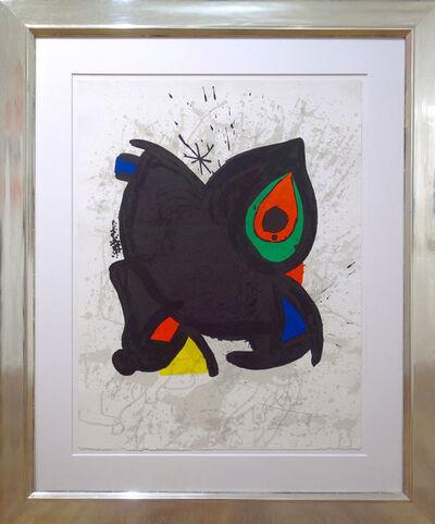 Joan Miró, 'Grand Palais', 1974