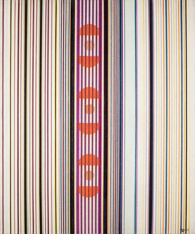 Carmelo Arden Quin, 'Forme Galbée sin título', 1972