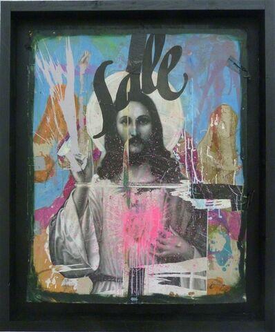 Anton Unai, 'Jesus Superstar', 2017