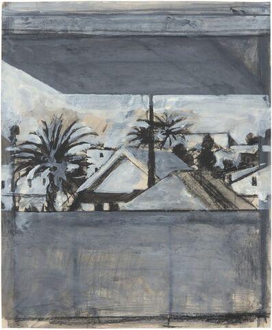 Richard Diebenkorn, 'Untitled (View from Studio, Ocean Park)', 1969