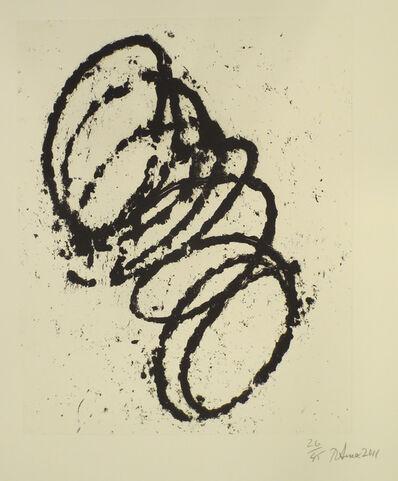 Richard Serra, 'Bight #2 ', 2011