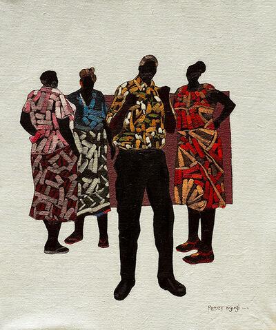 Peter Ngugi, 'Accomplice III', 2018