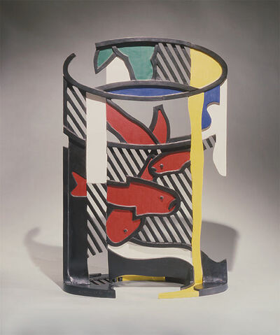 Roy Lichtenstein, 'Goldfish Bowl II', 1978