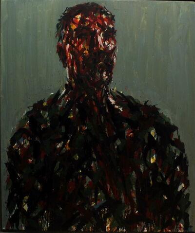 Max Uhlig, 'Bildstudie W.Sch.', 200